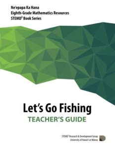 Let's Go Fishing Textbook Image