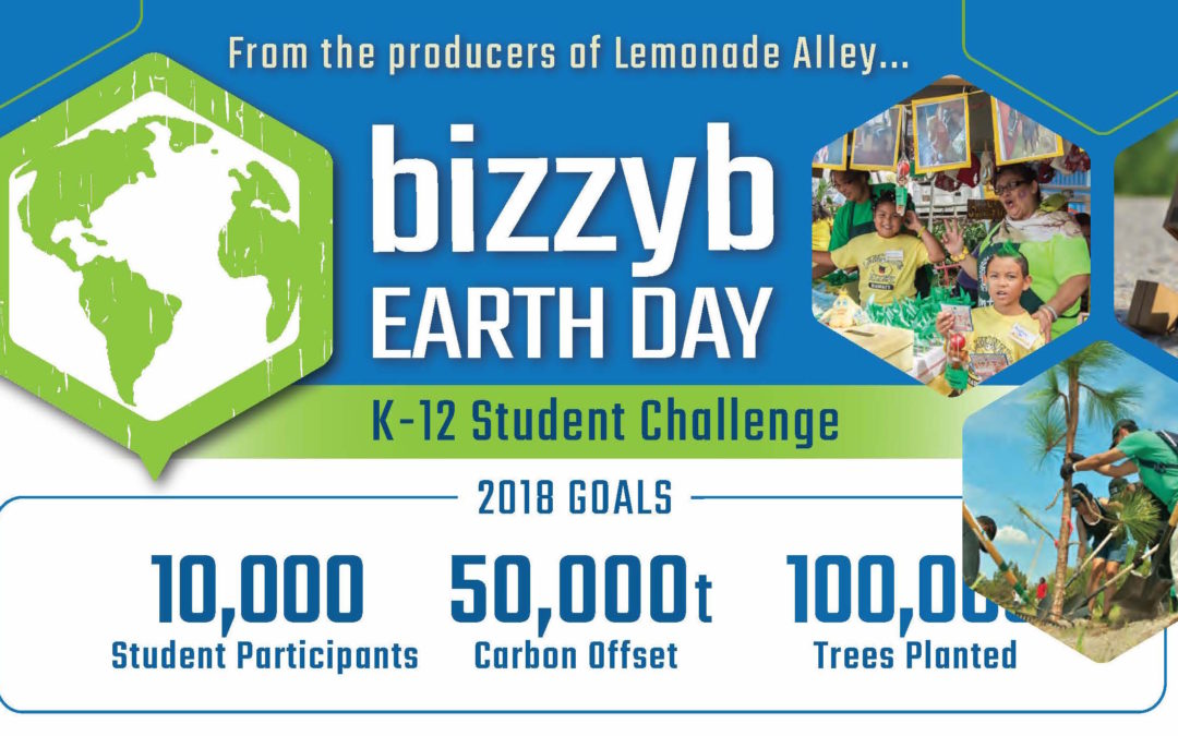 BizzyB Earth Day